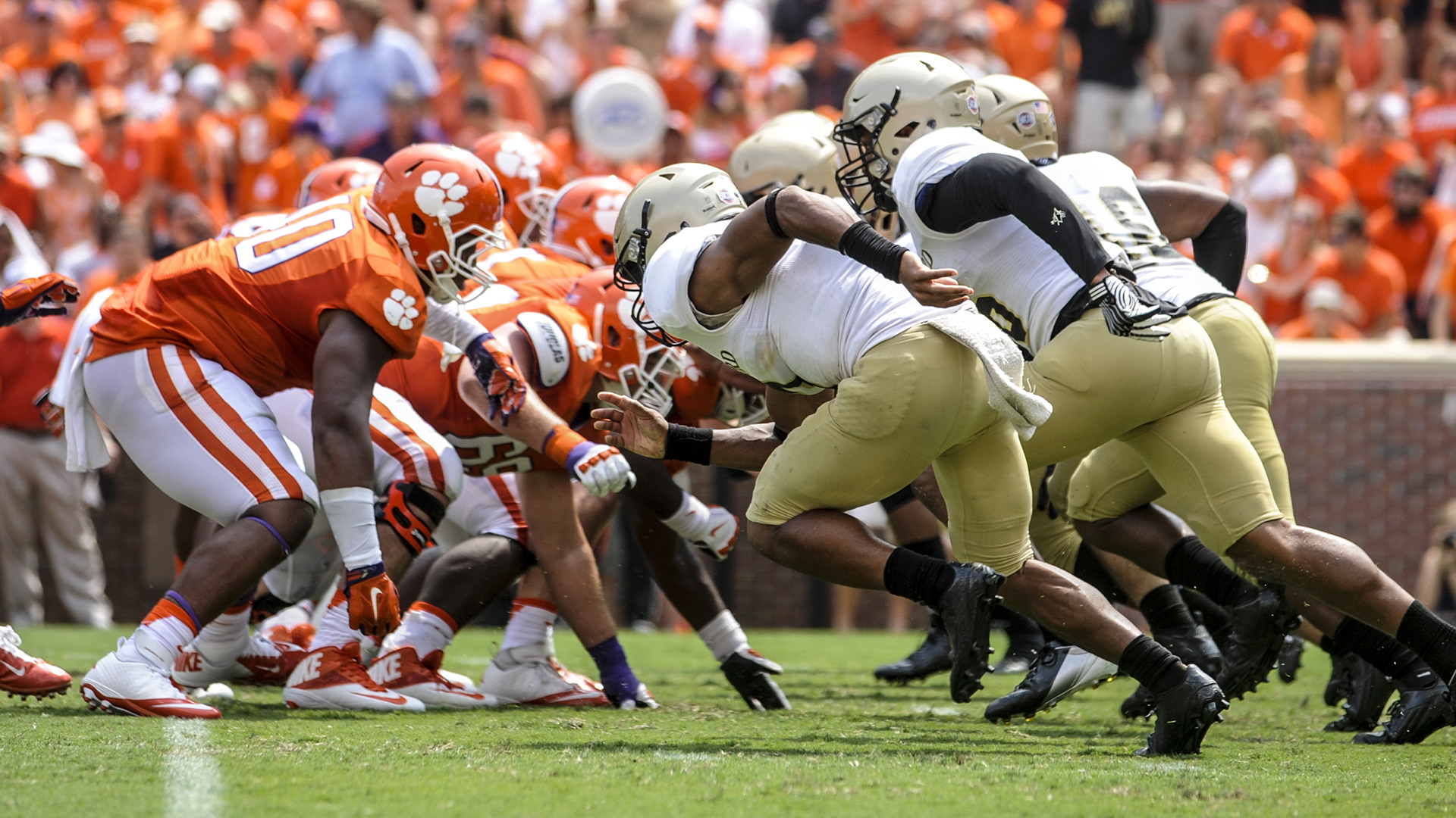 Acc Announces Time For Wofford Clemson Game Wofford