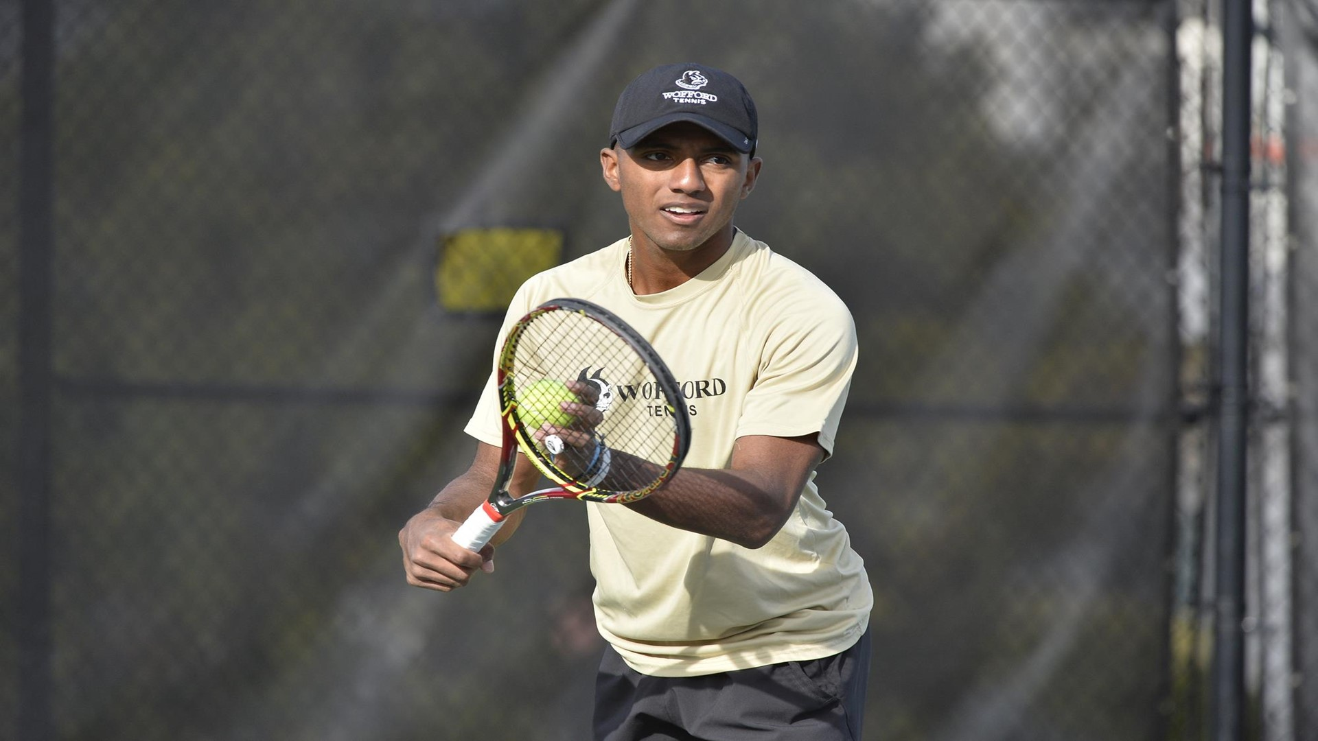 Omar Williams men's tennis earns doubleheader wins over king and emmanuel
