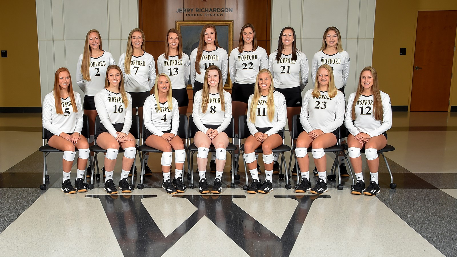 2019 Volleyball Roster Wofford College Athletics